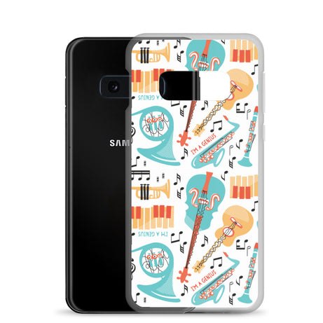 Genius Series Samsung Case - Louis