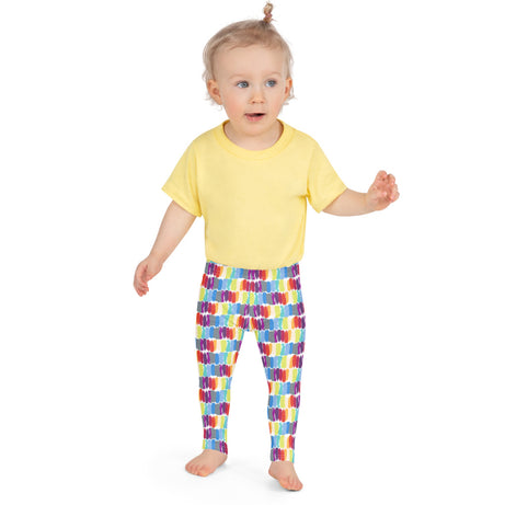 Little Kid Leggings - Love