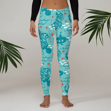 Genius Series Adult Leggings - Jules