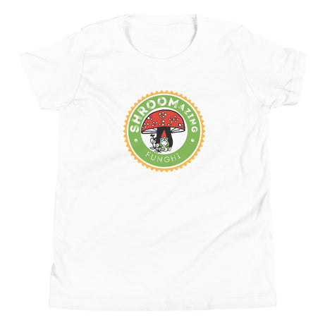 Doodles Collection Big Kid Tee - SHROOMazing