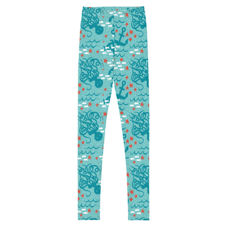 Genius Series Big Kid Leggings - Jules