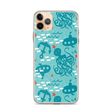 Genius Series iPhone Case - Jules
