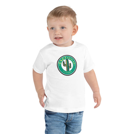Doodles Collection Little Kid Tee - CACTacular