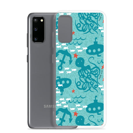 Genius Series Samsung Case - Jules