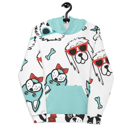 Doodles Collection Adult Hoodie - PAWsome