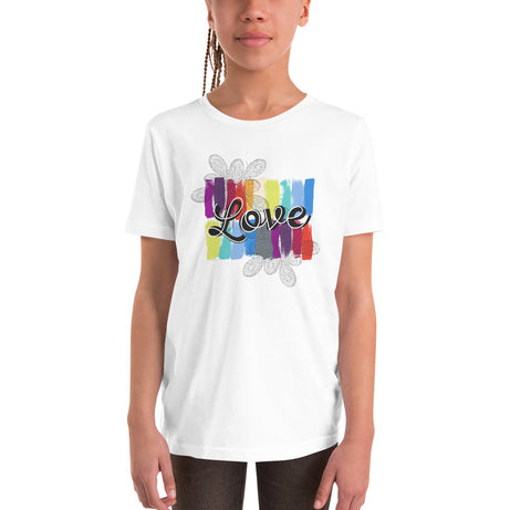 Genius Series Big Kid Tee - Love
