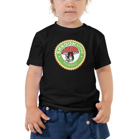 Doodles Collection Little Kid Tee-  SHROOMazing