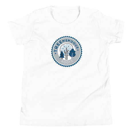 Doodles Collection Big Kid Tee - TREEmendous