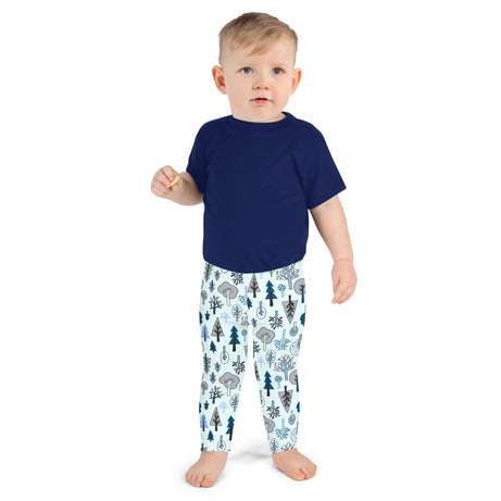 Doodles Collection Little Kid Leggings - TREEmendous