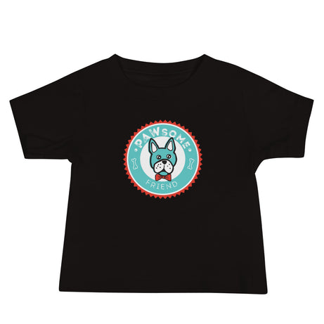 Doodles Collection Baby Tee - PAWsome
