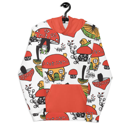 Doodles Collection Adult Hoodie - SHROOMazing