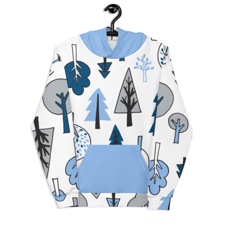 Doodles Collection Adult Hoodie - TREEmendous