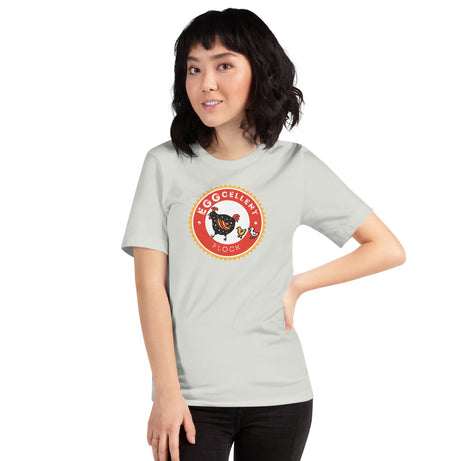 Doodles Collection Adult Tee - EGGcellent