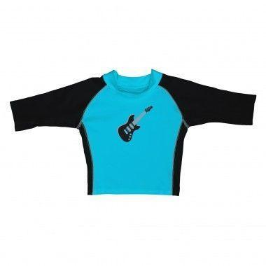 iPlay Mod Three-Quarter Sleeve Rash Guard