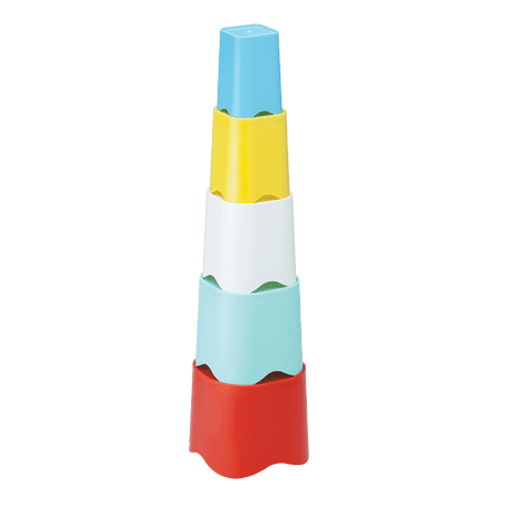 Kid O Playmonster - Stack & Fit Cups