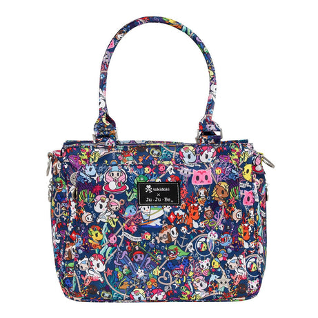 Ju-Ju-Be Be Classy Diaper Bag - Sea Punk