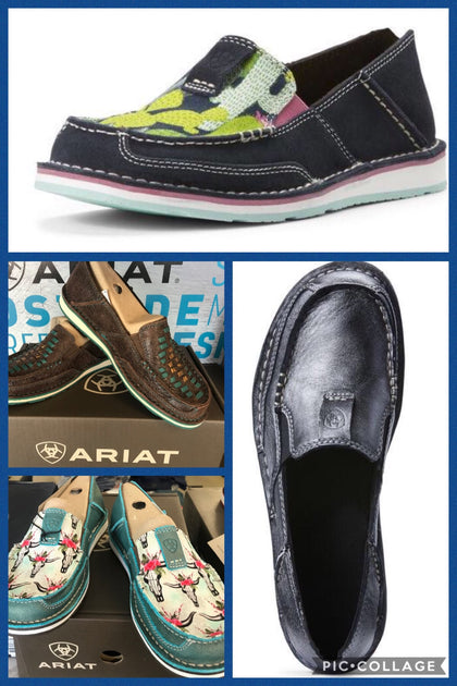 Ariat Cruisers