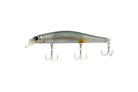 FishArt Proxy Silver Perch Hard Body Fishing Lure - 110mm/17g Sinking Lure