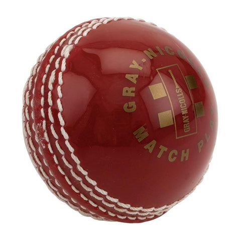 Gray Nicolls Wonderball match play 142gram red ball