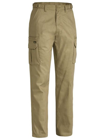 Bisley Mens BPC6007 Original 8 pocket cargo work pant
