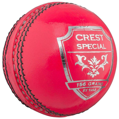 Gray Nicolls Crest Special 2 piece leather balls 156Gram