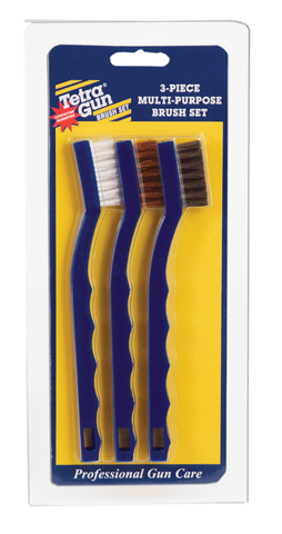 Tetra Gun Brush Set 3-Piece