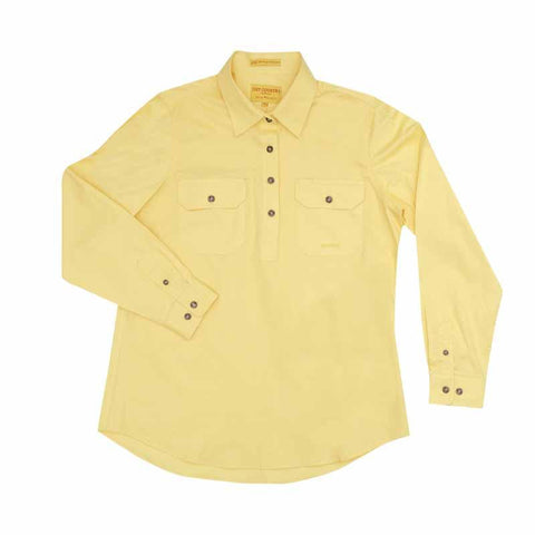 Just Country Ladies Jahna workshirt Pastels