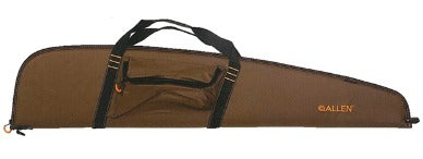 "Allen Mocha Black & Orange Scoped Rifle Case 116.8cm (46"")"