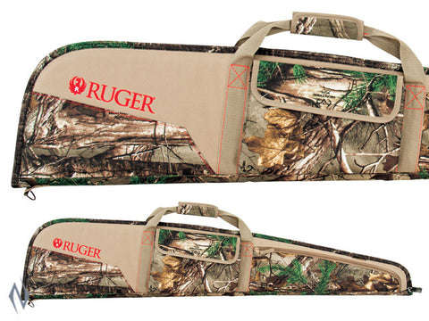 "Allen Ruger Yuma scoped rifle case""camo 46"