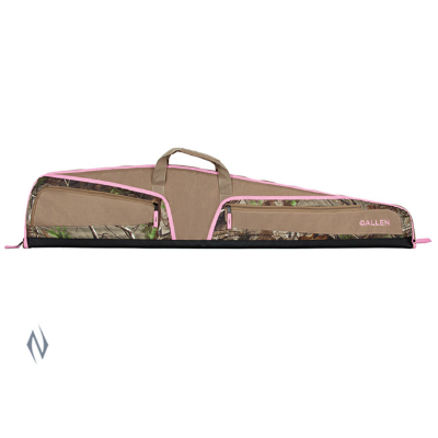 Allen Willow Pink Scoped Rifle Case 46""