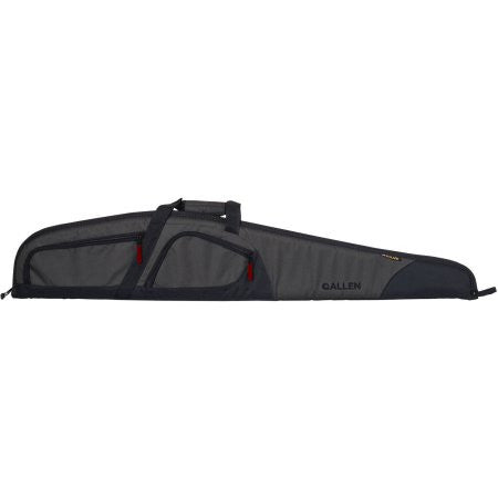 ALLEN TRAPPERS PEAK RIFLE CASE SMOKE 46""
