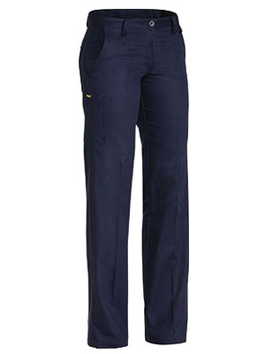 Bisley Ladies BPL6007 Original cotton drill pant