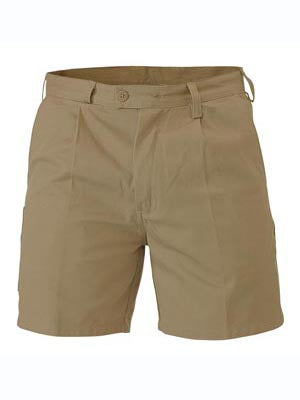 Bisley Mens BSH1007 Original Drill Work Short