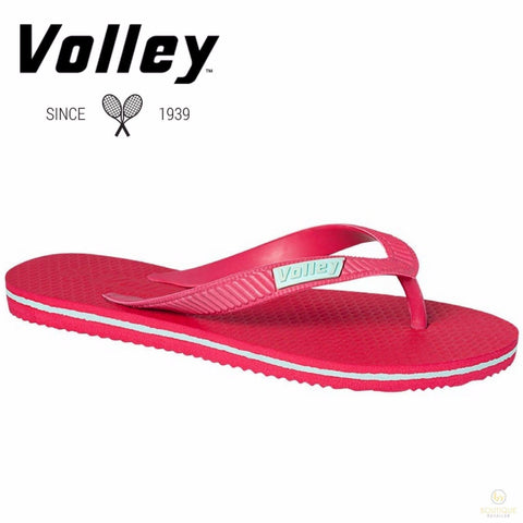 Volley Womens Double Plug Thongs size 5