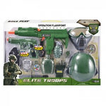 Elite Troops Weapon Playset
