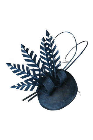 Morgan & Taylor Trixie Fascinator Navy