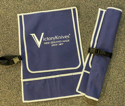 Victory Canvas Knife Roll