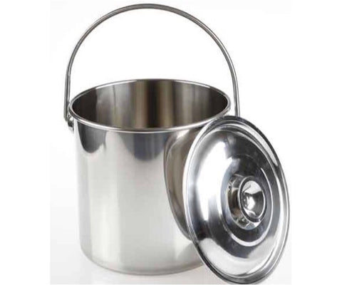 Oztrail stainless steel 7L billy can