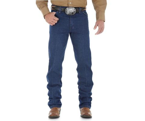 Wrangler Mens 13MWZPW Original Fit Pre Wash Jeans