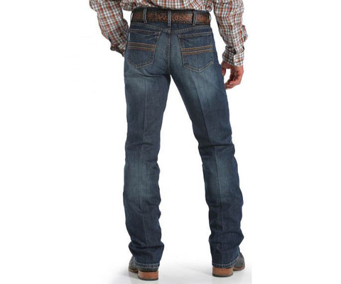 Cinch mens silver label slim fit jean 36""