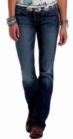 Cruel Girl Ladies Western Jeans Blake Slim