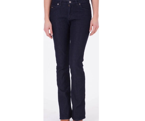 RM Williams ladies Darling jean stretch dark denim