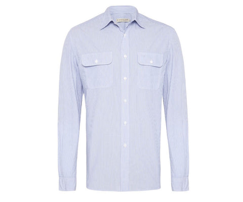 RM Williams mens Bourke shirt