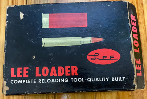 Lee Loader Complete Reloading Tool Kit .30-06