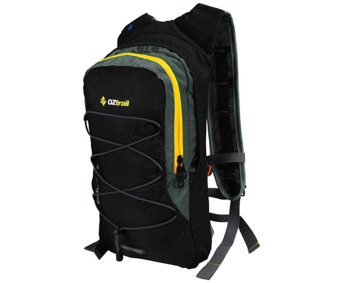 Oztrail Enduro 10L pack with 2L hydration