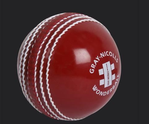 Gray Nicolls Wonderball Junior red ball