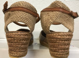 Zeta Ladies Sense Espadrille Nickel