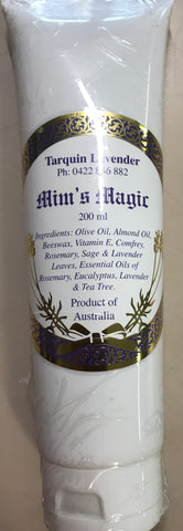 Tarquin Lavender Mims Magic Balm tube