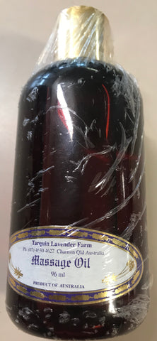 Tarquin Lavender Massage Oil 100ml