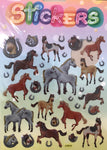Stickers-Horse pattern